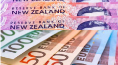 EUR – NZD In and Out – Same day T1